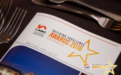 Lush Garden Design wins LABC Building Excellence Award