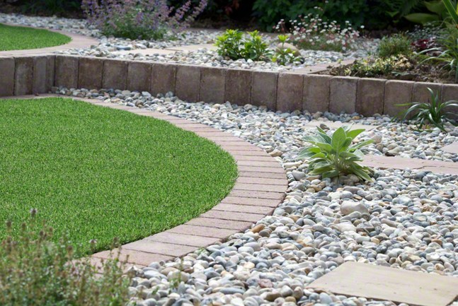 Artificial grass - our garden trend number one for 2017