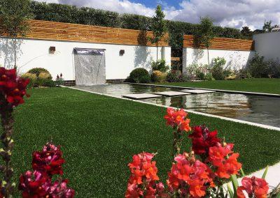 A Contemporary Formal Garden