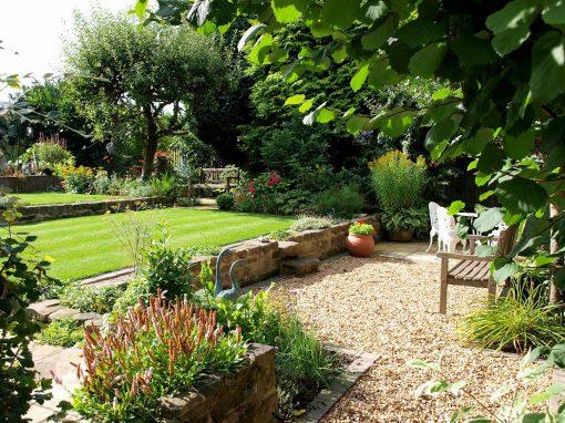Updating a Mature Garden