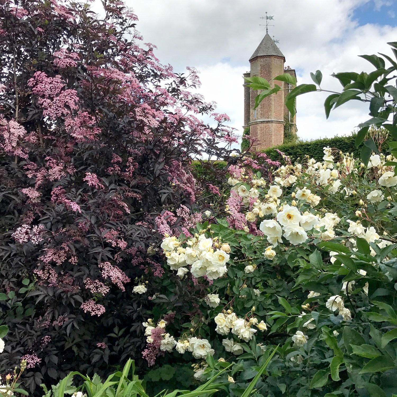 Sissinghurst Tower and gardens