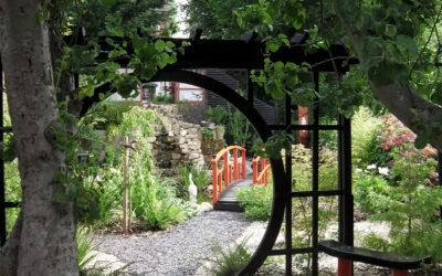 Japanese Garden in West Wycombe