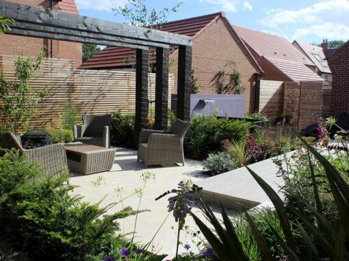 Designing a Relaxing Garden