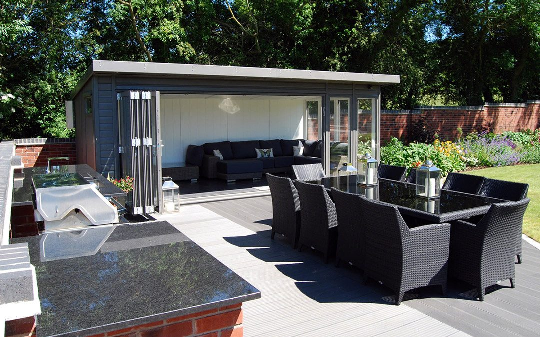 Garden Rooms – Making the Most of Your Space