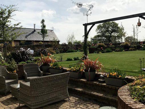 Designing a Farmhouse Garden